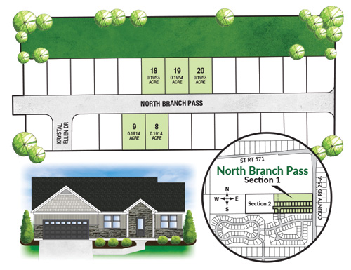 North Branch Pass Tipp City Development